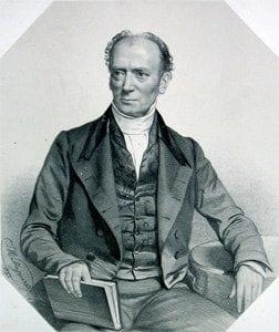 Robert Grant, 1852