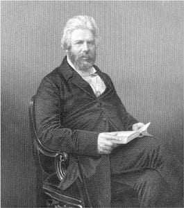 Photograph of Robert Chambers by Mayall Engraved by D. J. Pound