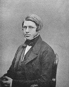 Alfred Russel Wallace, 1848