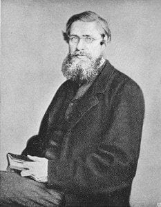 Alfred Russel Wallace, 1869