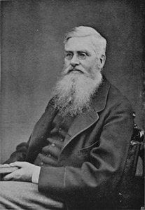 Alfred Russel Wallace, 1878