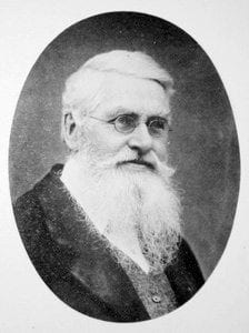 Alfred Russel Wallace, 1889