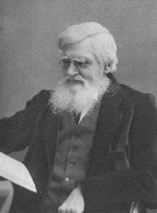 Alfred Russel Wallace, 1902