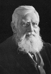 Alfred Russel Wallace, 1913