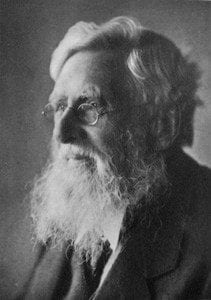 Alfred Russel Wallace, 1912